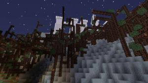 もやっとした感じのまま黄昏の森終了!(第77話):Minecraft_挿絵3