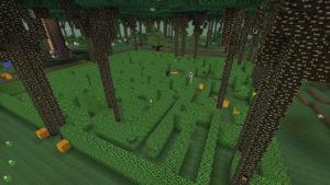 後顧の憂いを絶ちつつ、高地の下のトロールの洞窟へ(第76話):Minecraft_挿絵10