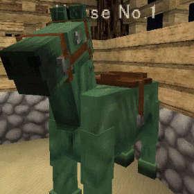 DrZhark's Mo'Creaturesの素晴らしきウマの世界(第79話):Minecraft_挿絵3