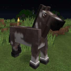 今日から馬主!DrZhark's Mo'Creaturesのブリーディングに挑む(第78話):Minecraft_挿絵7