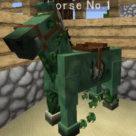 DrZhark's Mo'Creaturesの素晴らしきウマの世界(第79話):Minecraft_挿絵4
