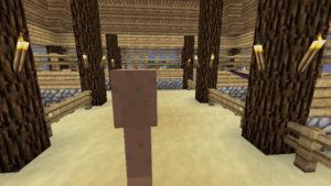 飛べないダチョウはただのダチョウです!(第82話):Minecraft_挿絵11