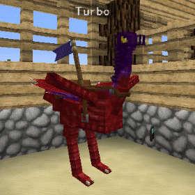 飛べないダチョウはただのダチョウです!(第82話):Minecraft_挿絵18