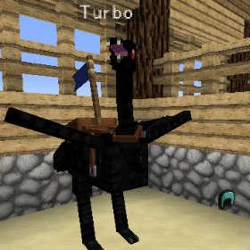 飛べないダチョウはただのダチョウです!(第82話):Minecraft_挿絵16