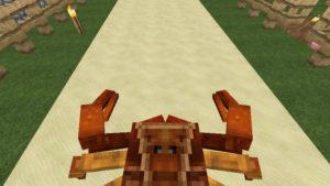 サソリって砂漠に生息する生き物なんじゃないの?(第83話):Minecraft_挿絵8