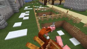 サソリって砂漠に生息する生き物なんじゃないの?(第83話):Minecraft_挿絵10