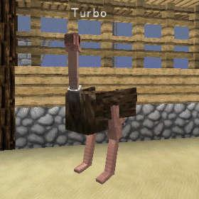 飛べないダチョウはただのダチョウです!(第82話):Minecraft_挿絵10