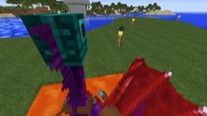 飛べないダチョウはただのダチョウです!(第82話):Minecraft_挿絵19