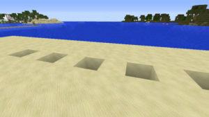 年の終わりを花火で祝ってみる(第84話):Minecraft_挿絵4