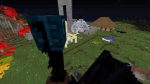 飛べないダチョウはただのダチョウです!(第82話):Minecraft_挿絵17