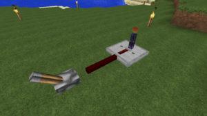 年の終わりを花火で祝ってみる(第84話):Minecraft_挿絵30