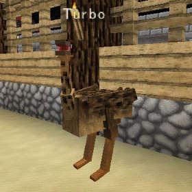 飛べないダチョウはただのダチョウです!(第82話):Minecraft_挿絵9