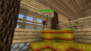 飛べないダチョウはただのダチョウです!(第82話):Minecraft_挿絵8