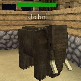 象は大きいぞう!イルカは居るか?(第85話):Minecraft_挿絵4