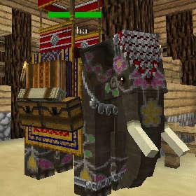 象は大きいぞう!イルカは居るか?(第85話):Minecraft_挿絵18