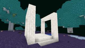 ワイバーンの卵を求めてワイバーンの巣へ!(第86話):Minecraft_挿絵3