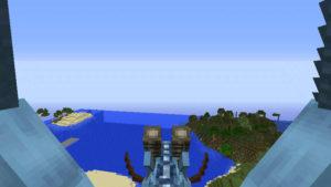 ワイバーンの卵を求めてワイバーンの巣へ!(第86話):Minecraft_挿絵13