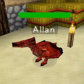 ワイバーンの卵を求めてワイバーンの巣へ!(第86話):Minecraft_挿絵15