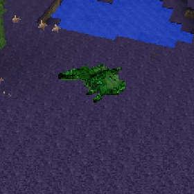 ワイバーンの卵を求めてワイバーンの巣へ!(第86話):Minecraft_挿絵8