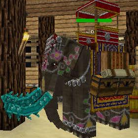 象は大きいぞう!イルカは居るか?(第85話):Minecraft_挿絵19
