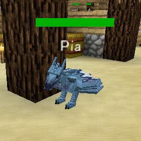 ワイバーンの卵を求めてワイバーンの巣へ!(第86話):Minecraft_挿絵10