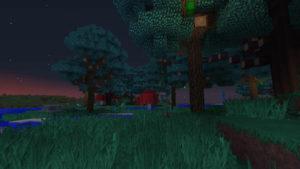 ジ・エンドとエンダードラゴンと私(第87話):Minecraft_挿絵4