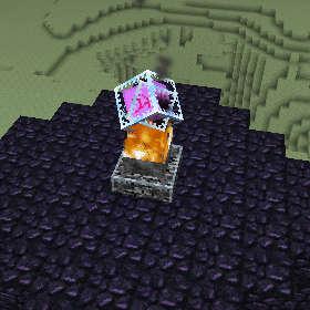 ジ・エンドとエンダードラゴンと私(第87話):Minecraft_挿絵11