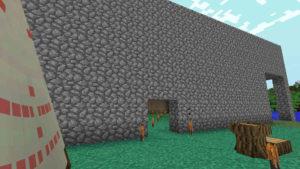 匠の力は借りず、自らの手で拠点を劇的にビフォーアフター:Minecraft SevTech Ages#5_挿絵5