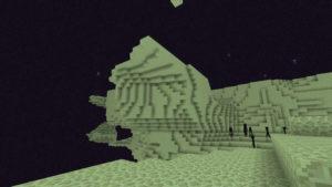 ジ・エンドとエンダードラゴンと私(第87話):Minecraft_挿絵9