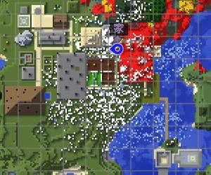 ジ・エンドとエンダードラゴンと私(第87話):Minecraft_挿絵19
