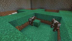 匠の力は借りず、自らの手で拠点を劇的にビフォーアフター:Minecraft SevTech Ages#5_挿絵21