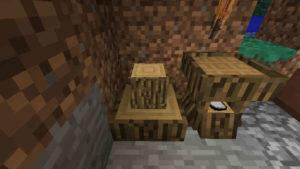 便利な調理器具と不便なチェスト:Minecraft SevTech Ages#3_挿絵12