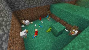 普通ならきっと酷い目に遭うベイコック召喚:Minecraft SevTech Ages#9_挿絵7