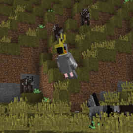 普通ならきっと酷い目に遭うベイコック召喚:Minecraft SevTech Ages#9_挿絵5