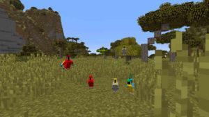 普通ならきっと酷い目に遭うベイコック召喚:Minecraft SevTech Ages#9_挿絵6