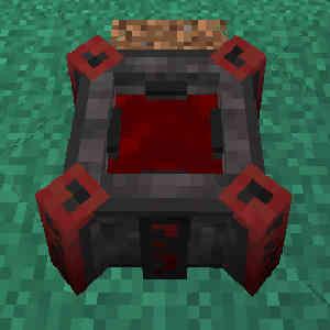 血液が足りません!命を削る危ない儀式:Minecraft SevTech Ages#13_挿絵11