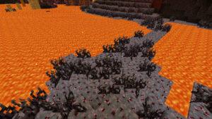 毎度憂鬱な灼熱の世界ネザーの探索:Minecraft SevTech Ages#35_挿絵10