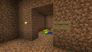 黄昏の森(Twilight Forest)再び!:Minecraft SevTech Ages#23_挿絵16