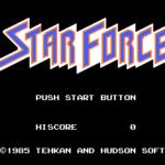 スターフォースのプレイ日記1:レトロゲーム(ファミコン)_挿絵1