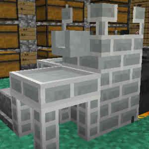 初めての鋳造:Minecraft SevTech Ages#19_挿絵11