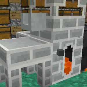 初めての鋳造:Minecraft SevTech Ages#19_挿絵22