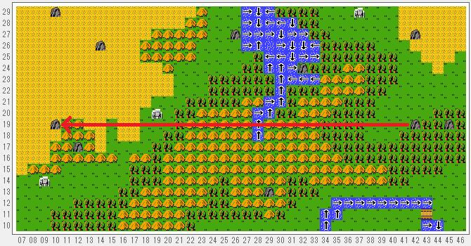 覇邪の封印のプレイ日記7:レトロゲーム(ファミコン)_挿絵16
