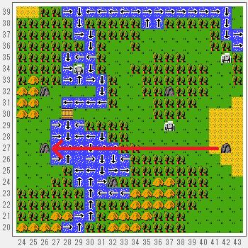 覇邪の封印のプレイ日記7:レトロゲーム(ファミコン)_挿絵5