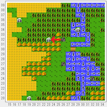 覇邪の封印のプレイ日記7:レトロゲーム(ファミコン)_挿絵9
