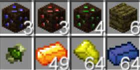 星明りの向こうに消えていくCoal EngineとAge 3:Minecraft SevTech Ages#29_挿絵2