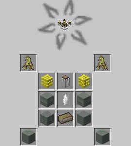 星明りの向こうに消えていくCoal EngineとAge 3:Minecraft SevTech Ages#29_挿絵13