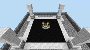 星明りの向こうに消えていくCoal EngineとAge 3:Minecraft SevTech Ages#29_挿絵17
