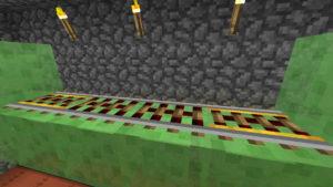 ちょっとだけズルいレールの活用法:Minecraft SevTech Ages#47_挿絵9