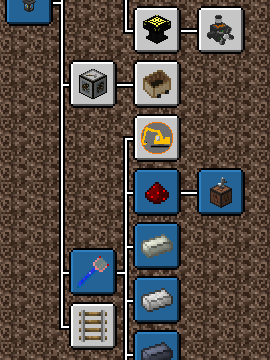 ちょっとだけズルいレールの活用法:Minecraft SevTech Ages#47_挿絵1