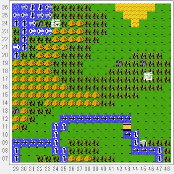 覇邪の封印のプレイ日記3:レトロゲーム(ファミコン)_挿絵25
